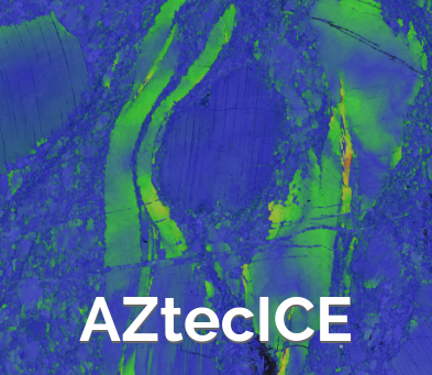 AZtecICE EBSD Processing Software