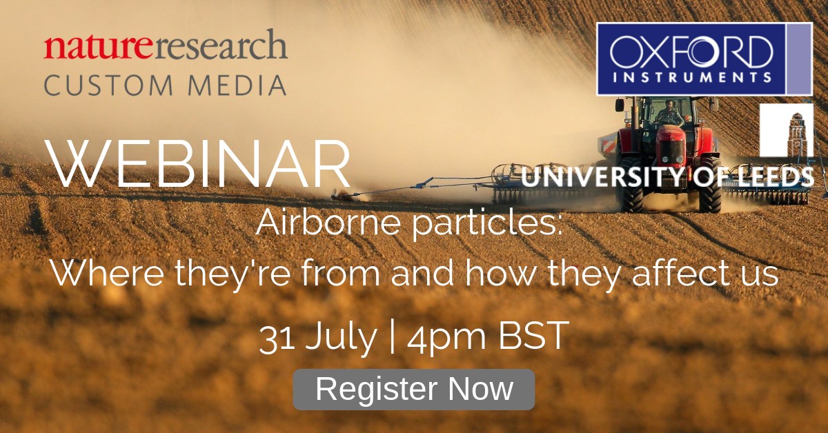 Register now for our upcoming Webinar