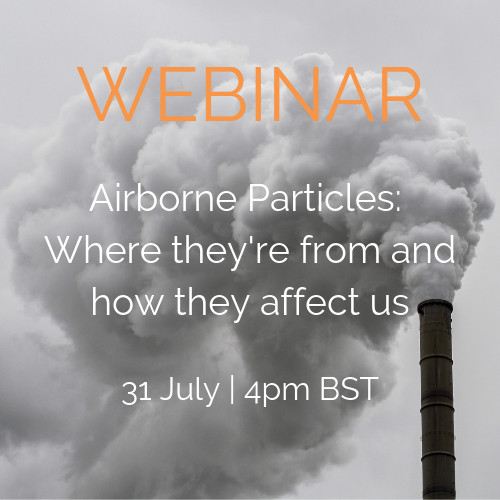 Airborne Particles | 31 July